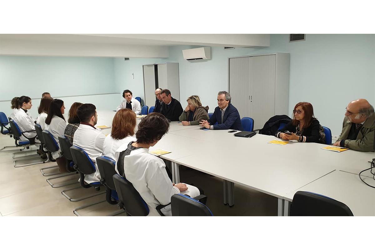 Visita a unidades de saúde em Viana do Castelo